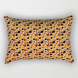 Autumn paisley Rectangular Pillow