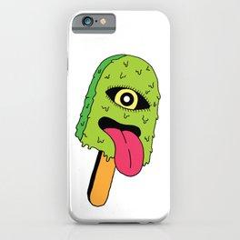 Cyclops Ice Cream iPhone Case