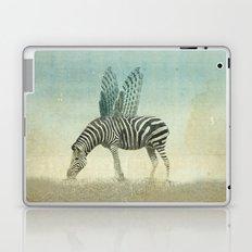 on the wings Laptop & iPad Skin