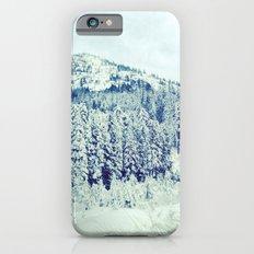 Snowy Mountain iPhone 6s Slim Case
