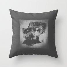 Like a Skull Throw Pillow