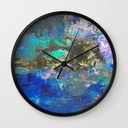 Rapids Wall Clock