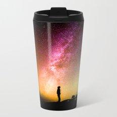 Aurora man Metal Travel Mug