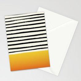 Sunset x Stripes Stationery Cards