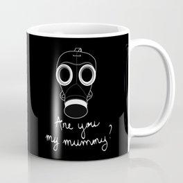 Doctor Who - Are you my mummy ? Coffee Mug
