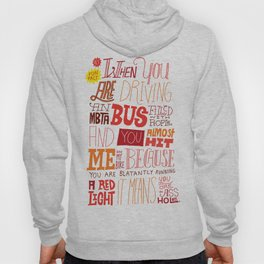 MBTA: Fun Fact! Hoody