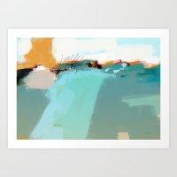 Abstract 78 Art Print