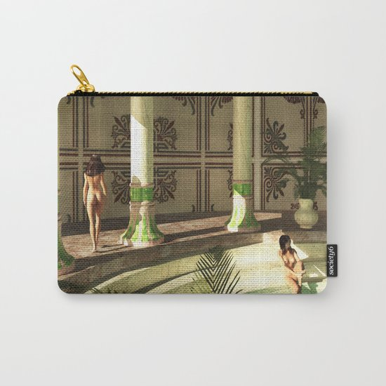 Greek bath beauties Carry-All Pouch