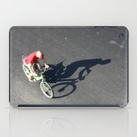 cycling iPad Cases featuring Cycling by Avigur