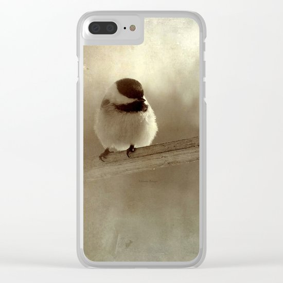 Perched Clear iPhone Case