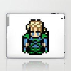 Final Fantasy III - Edgar Laptop & iPad Skin