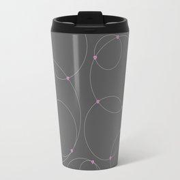Connected by Love Dark Travel Mug