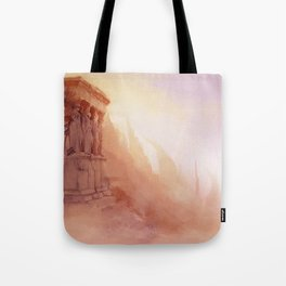 Lost City of Abeko Tote Bag