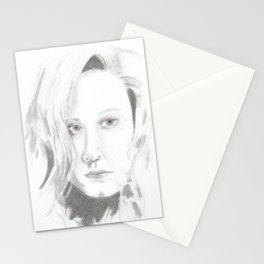 Woman 1 Stationery Cards