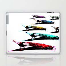 March of the Peacocks Laptop & iPad Skin