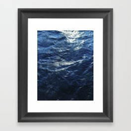 Sea of Galilee Framed Art Print