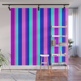 Stripes Wall Mural