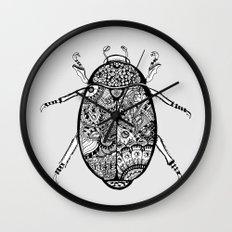 Stiffness Wall Clock