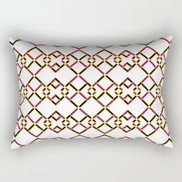 Diagonally Rectangular Pillow