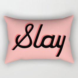 SLAY Rectangular Pillow