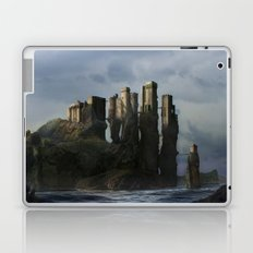 Sea Castle Laptop & iPad Skin