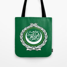 Arab League flag Tote Bag