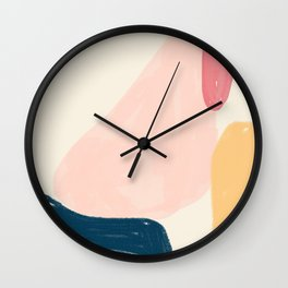 Flutter No. 2 Wall Clock