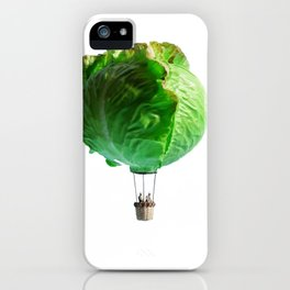 Iceberg Balloon iPhone Case