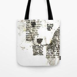 Call You Names Tote Bag