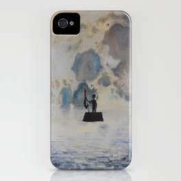 At the End iPhone Case