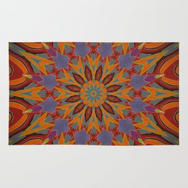Temple Dreaming No.7 Rug