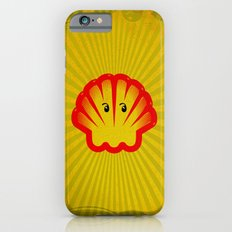 Look! There is a Ghost  in the Shell! Slim Case iPhone 6s