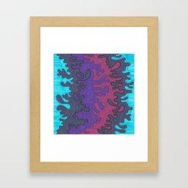 Instillation 5 Framed Art Print