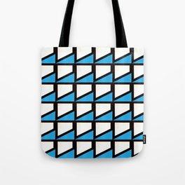Modern Geometric Pattern by Dominic Joyce Tote Bag