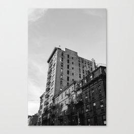 Soho XXII Canvas Print