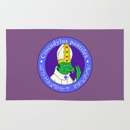 Space pope Rug