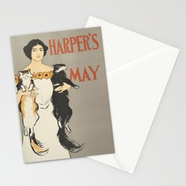 Harper's May Stationery Cards
