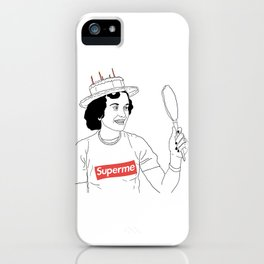Birthday girl #girl #birthday #woman #happy iPhone Case