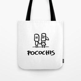 POCOCHIS Tote Bag