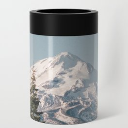 Mt Shasta Morning Can Cooler