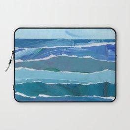 Water Waves Laptop Sleeve