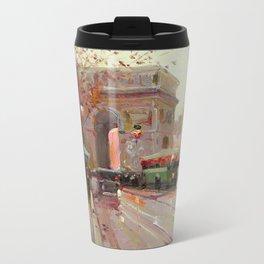 Triumphal arch Travel Mug