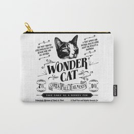 Wonder-cat Carry-All Pouch