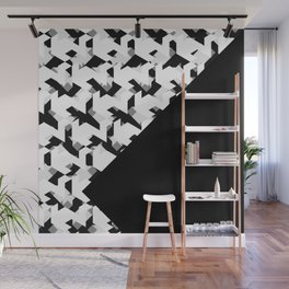 BCT004 Blackout Wall Mural