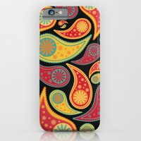 Bohemian Paisley  Slim Case iPhone 6s