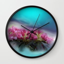 little pleasures of nature -74- Wall Clock