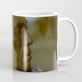 Rabbit Head - Hidatsa - American Indian Coffee Mug