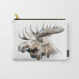 The King of the Forest Carry-All Pouch