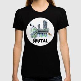 Brutal Barbican View T-shirt