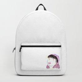 female artwork  Backpack